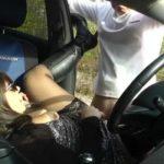Udane žene se jebu u autima